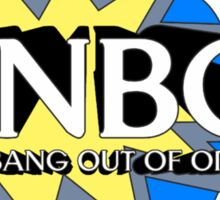 ANBG That's Bang Out Of Order Sticker