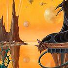Fantasy 7 by Jeno Futo