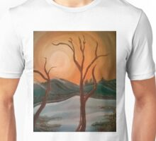 Autumn Sky Unisex T-Shirt