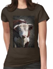 Woolly bully Womens Fitted T-Shirt