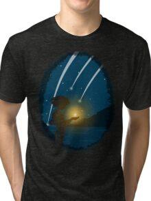 Falling Stars Tri-blend T-Shirt