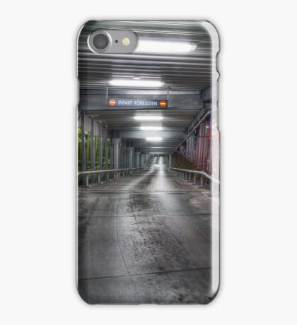 No Entry. iPhone Case/Skin
