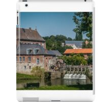 The Old Water Mill iPad Case/Skin