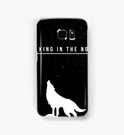 The King In The North Samsung Galaxy Case/Skin