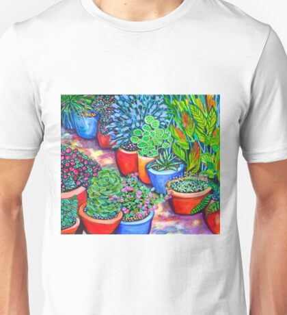 Down the Garden Path Unisex T-Shirt