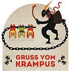 Gruss vom Krampus by Christopher N