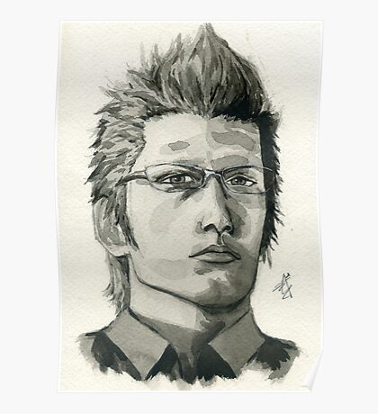 Ignis from Final Fantasy XV Poster