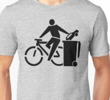 Bikes Over Cars Unisex T-Shirt