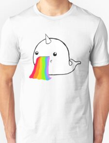 Narwhal Goes Bleh T-Shirt