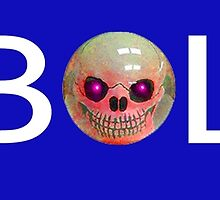 Obola with Bowling Ball by EyeMagined