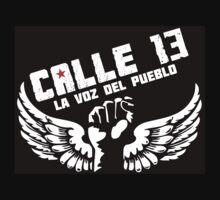 """Calle 13  """"La voz del Pueblo"""" by mqdesigns13"""