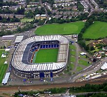 Murrayfield by Tom Gomez