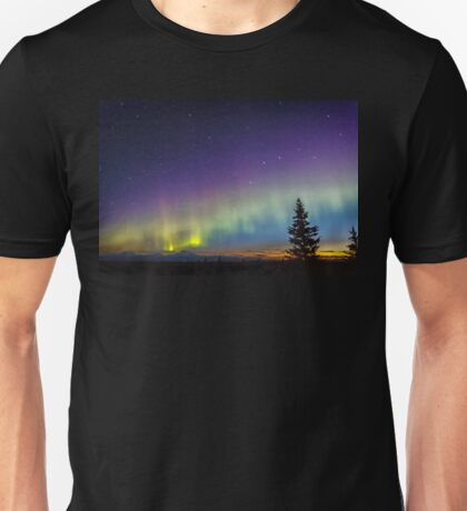 Aurora Sunrising Unisex T-Shirt