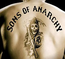 Sons of anarchy by pedro rocker