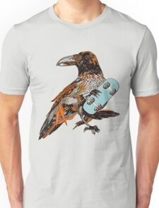 Crow boarding Unisex T-Shirt