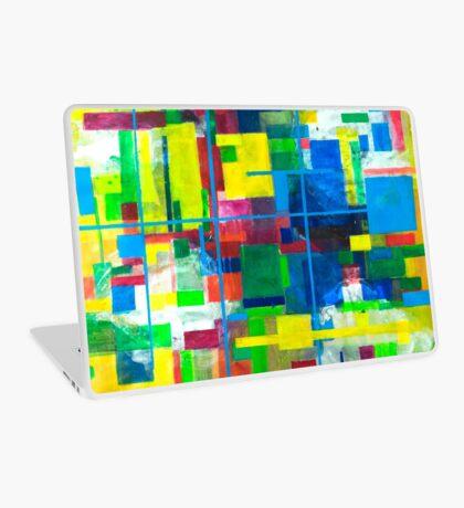 Blocks - Grid Laptop Skin