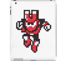 magnet man iPad Case/Skin