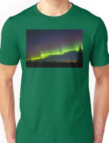 Ribbon in a Twilight Sky Unisex T-Shirt