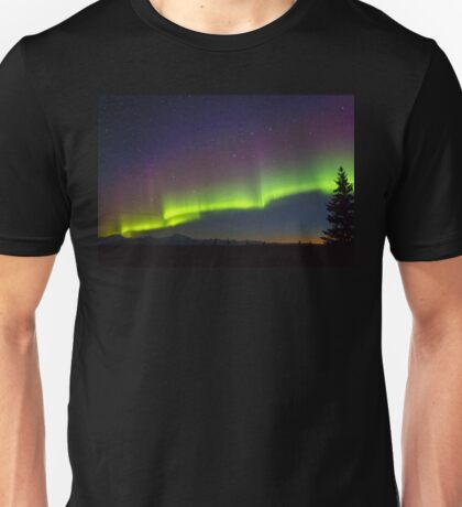 Ribbon in a Twilight Sky Unisex T-Shirt