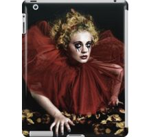 Every Rose Fades iPad Case/Skin