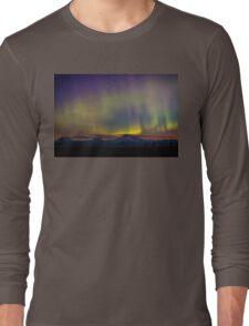 Aurora Alpenglow Long Sleeve T-Shirt