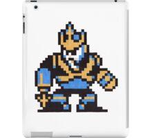 wave man iPad Case/Skin