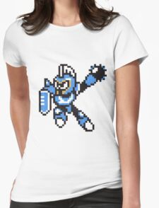 knight man Womens Fitted T-Shirt