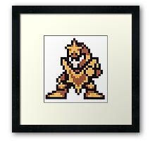 star man Framed Print