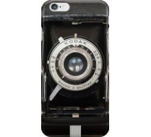 Vintage Kodak 620 camera iPhone Case/Skin