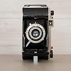 Vintage Kodak 620 camera by Flo Smith