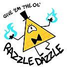 RAZZLE DAZZLE by geothebio