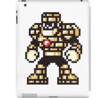 stone man iPad Case/Skin
