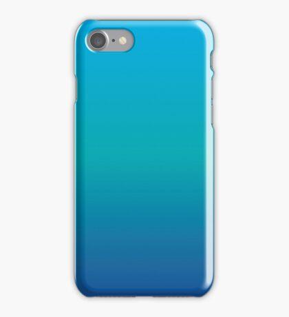 LAGOON GRADIENT iPhone Case/Skin