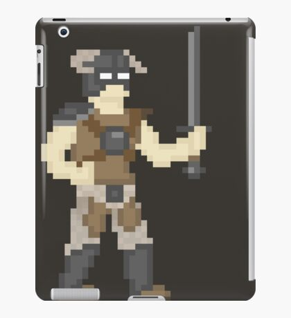 Dragonborn of Pixelrim iPad Case/Skin