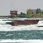 Niagara Shipwreck by AnnDixon
