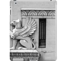Standing Watch iPad Case/Skin