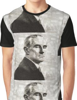 Maurice Ravel, Composer Graphic T-Shirt