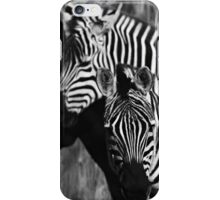 Zee Abstract iPhone Case/Skin