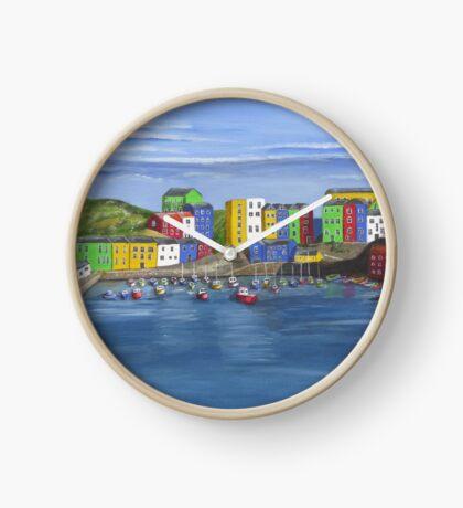 Tenby Harbour Clock