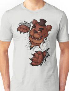Here's Freddy! Unisex T-Shirt