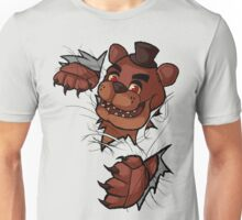Here's Freddy! Unisex T-Shirt