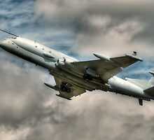 Nimrod MRA4 - Maritime Patrol and Attack Aircraft by © Steve H Clark Photography