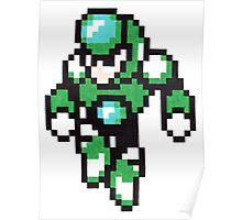 crystal man Poster