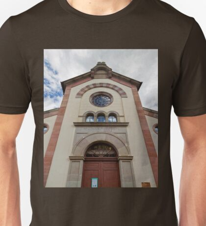 Synagogue of Bergheim Unisex T-Shirt
