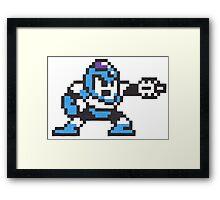 flash man Framed Print