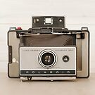 Vintage Polaroid Land Camera by Flo Smith