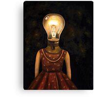 Light Headed Canvas Print