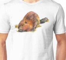 Pudge the Beaver Unisex T-Shirt