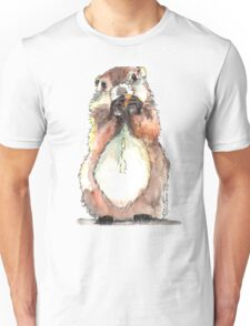 Dinky the Groundhog Unisex T-Shirt