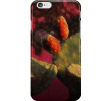 Prickly pear iPhone Case/Skin